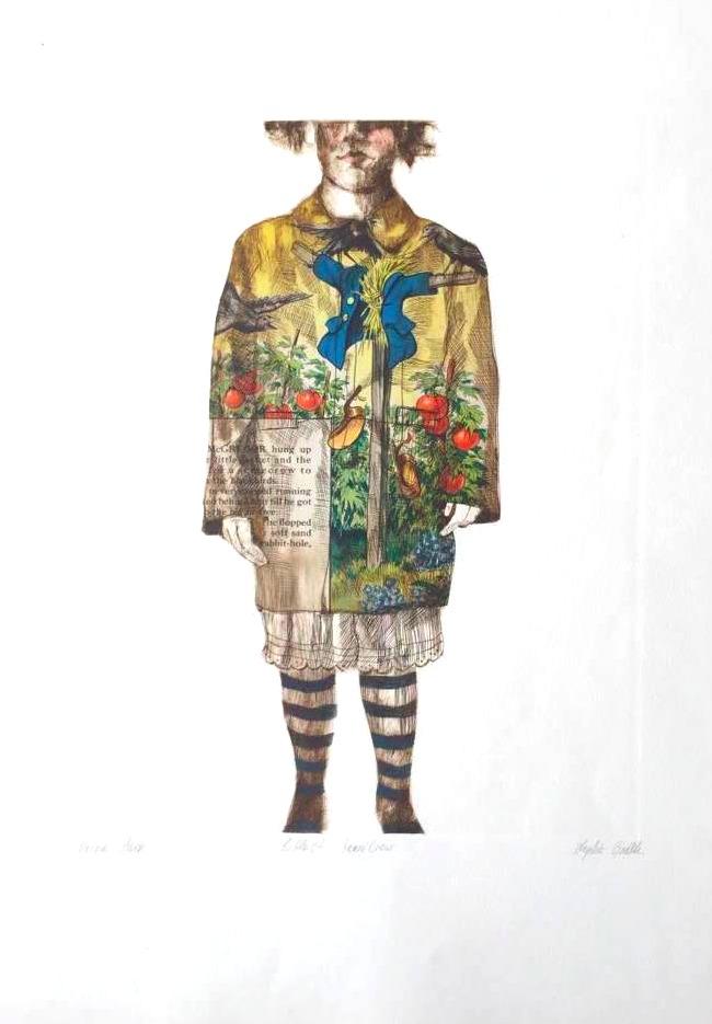 Littlest Scarecrow