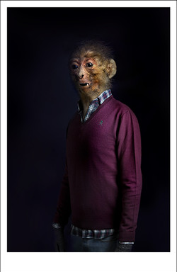 Second Skins - Retrato Numero 26