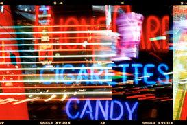 Neon Times Square 2000