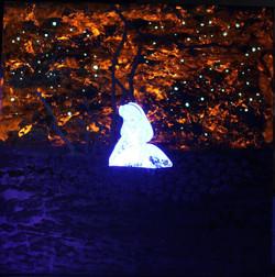 Flowering Alice - UV Light