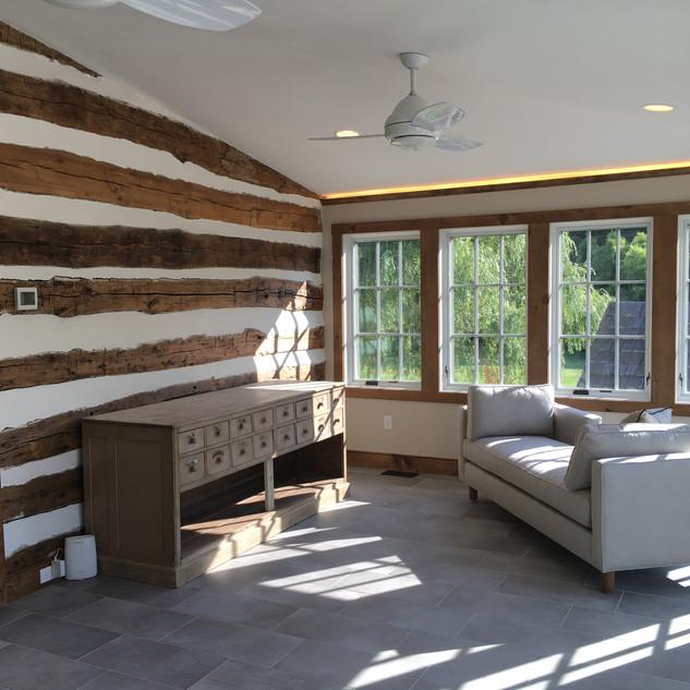 Steinsburg Log House