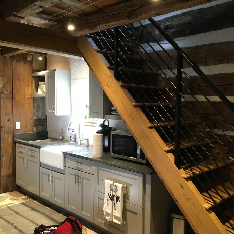 An Update On My Log Cabin Renovation: Log Cabin Complete Renovation