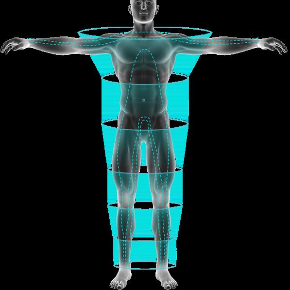 Pop Up Evolt Body Composition Scanner