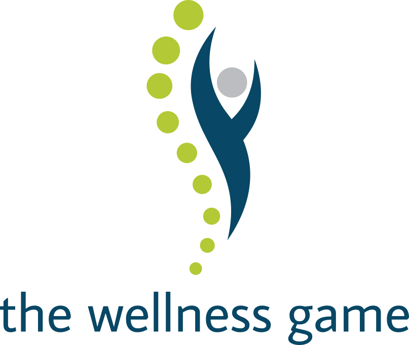 the wellness game logo