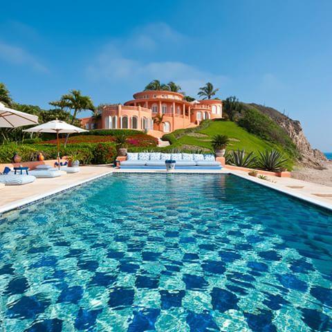 Casa La Playa Pool