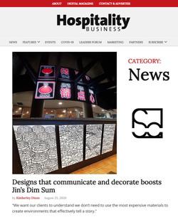 Spacebar Design - Hospitality Business