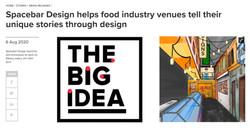 The big idea-Spacebar Design