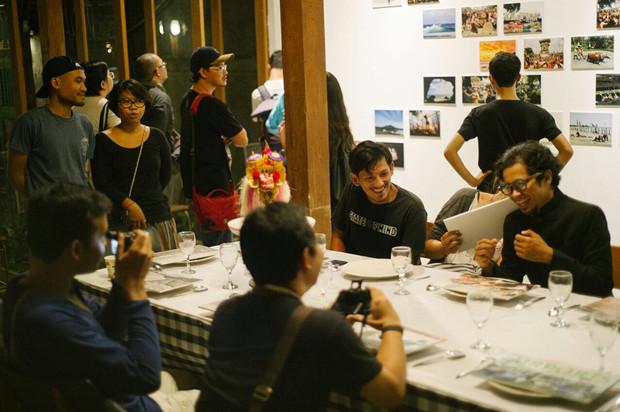 The Last Supper (Perjamuan Terakhir) by @vifickbolang