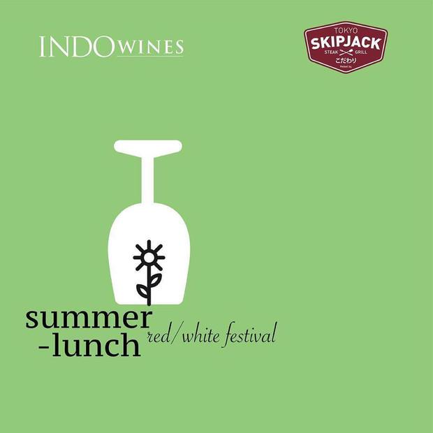 SUMMER-LUNCH Red/White Festival