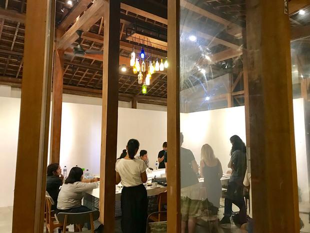 Conceptual Art & Spatial Exploration workshop