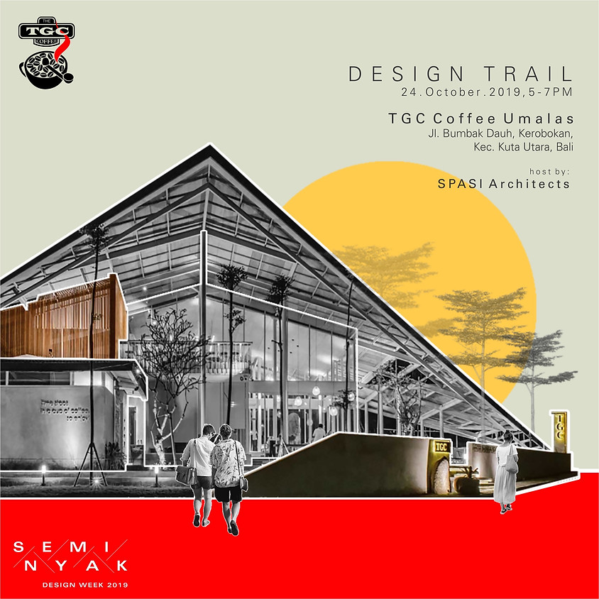 Design Trail at TGC Coffee Umalas