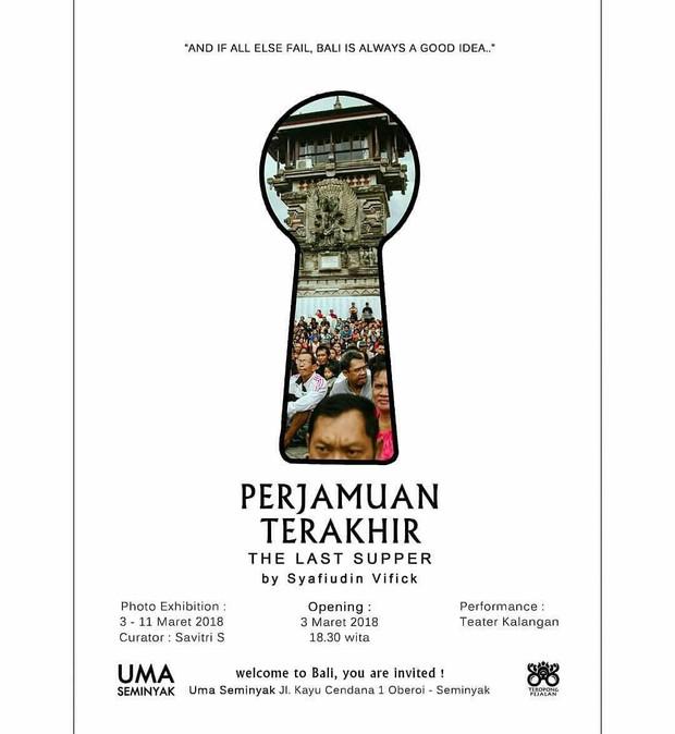 PERJAMUAN TERAKHIR (THE LAST SUPPER)