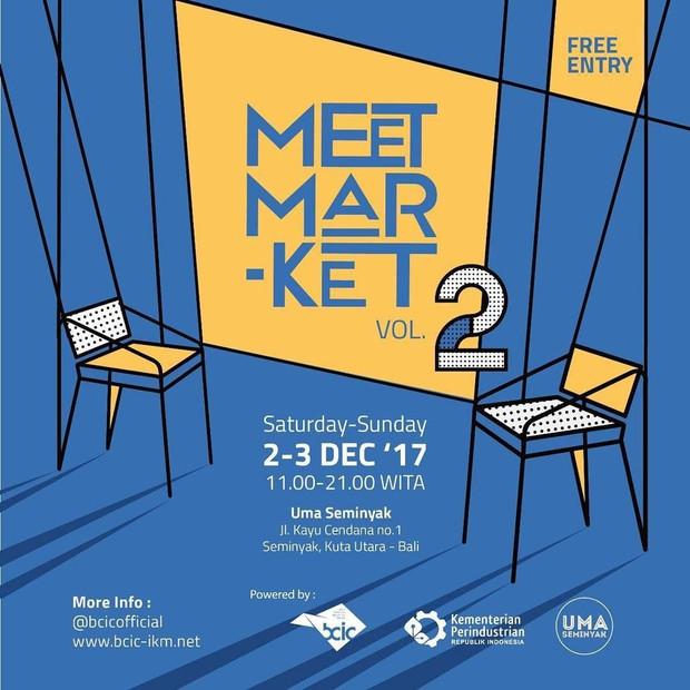 MEET MARKET Vol.2!