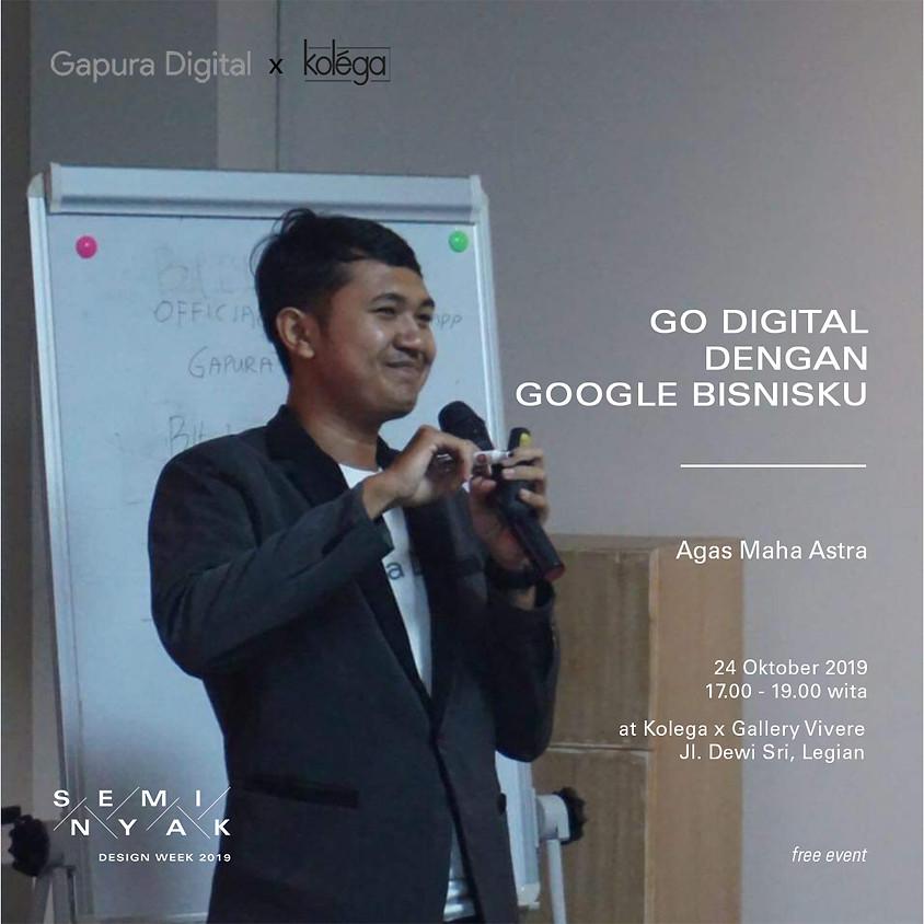 Workshop: Go Digital dengan Google Bisnisku