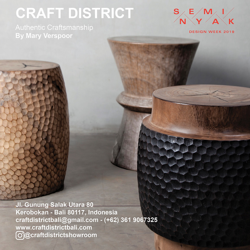 Open House at CRAFT DISTRICT GALLERY