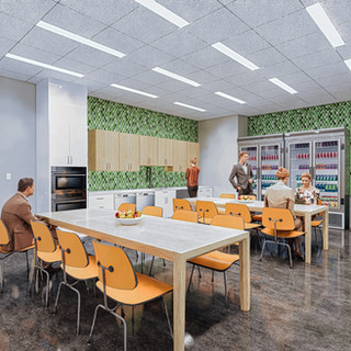 Corporate Lunchroom