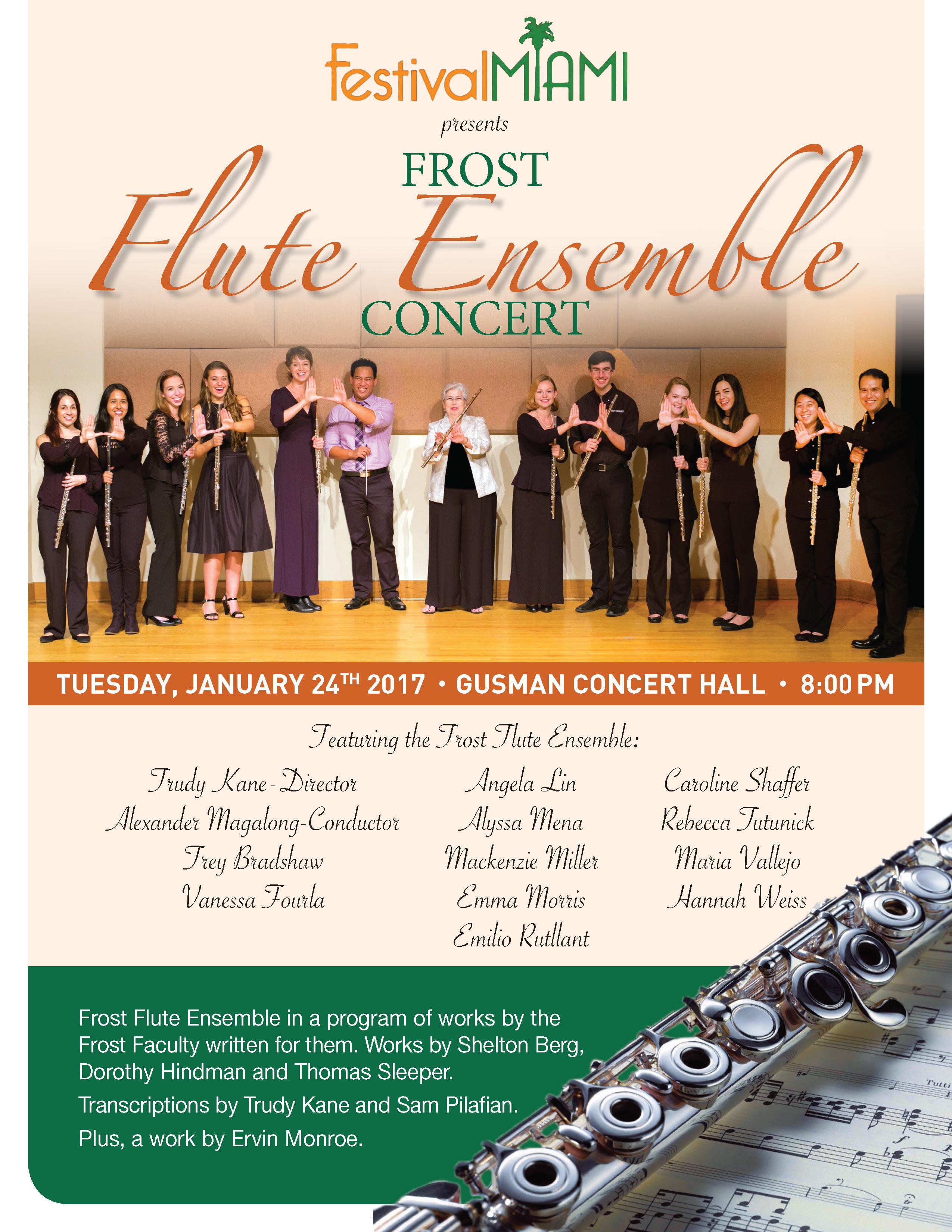 Flute Ensemble