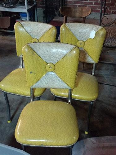 Retro Vinyl Chairs