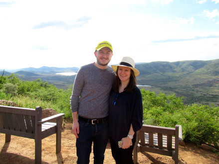 Getting Engaged in South Africa