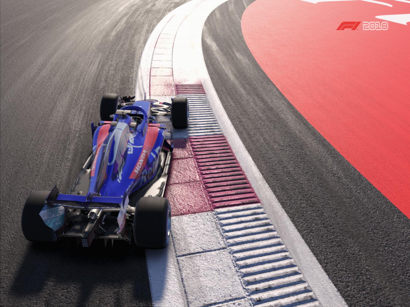 Paul Ricard - F1 2018 - Rumbles