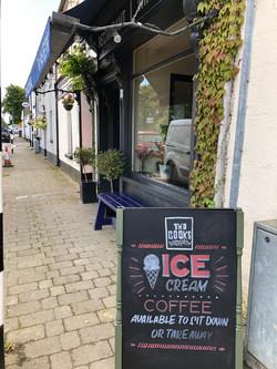 Ice Cream Sundae Sallins co. Kildare