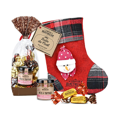 Surprise Christmas Socks