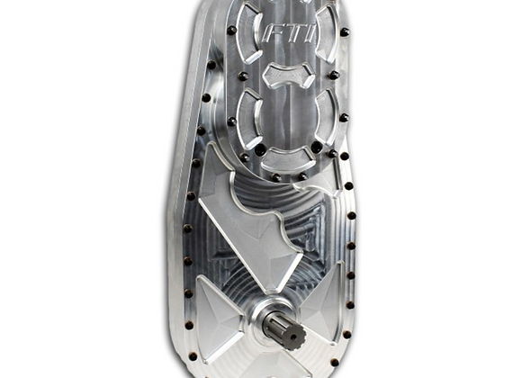 "18"" REV Divorced Transfer Case Gearbox - 2.25 Bull Gear / 1.31 to 3.83 Final Ratios"