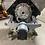 Thumbnail: BBC crank driven power steering pump set up