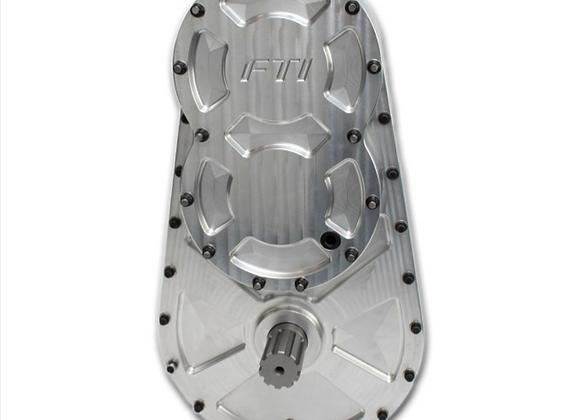 "12"" REV Divorced Transfer Case Gearbox - 1.70 Bull Gear / 1.00 to 2.89 Final Ratios"