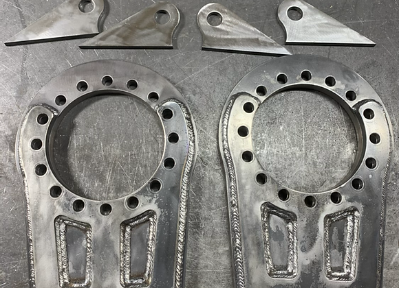 Axle tech 4000 steering arms