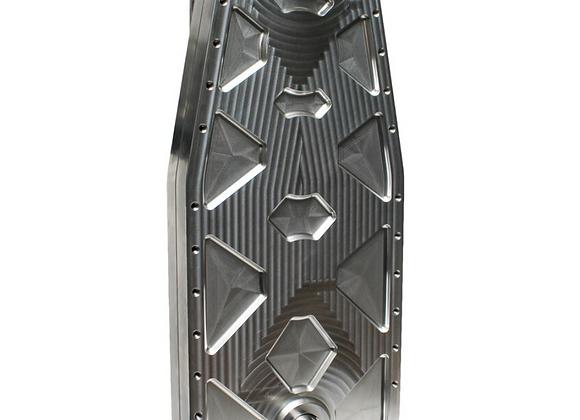 "24"" STD Divorced Transfer Case Gearbox - 2.45 Bull Gear / 1.44 to 4.17 Final Ratios"