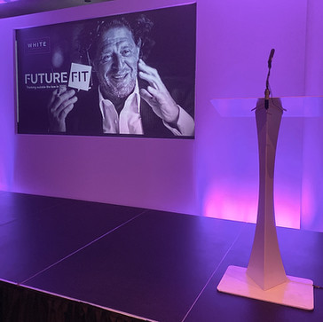 Conference Set with Lectern