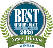 Best of Story County 2020 logo