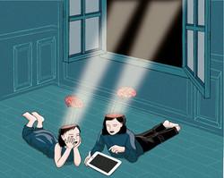 Le danger des écrans pour les enfants