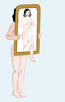 PALM illustrations miroir