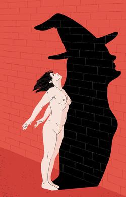 PALM illustrations feministe sorciere
