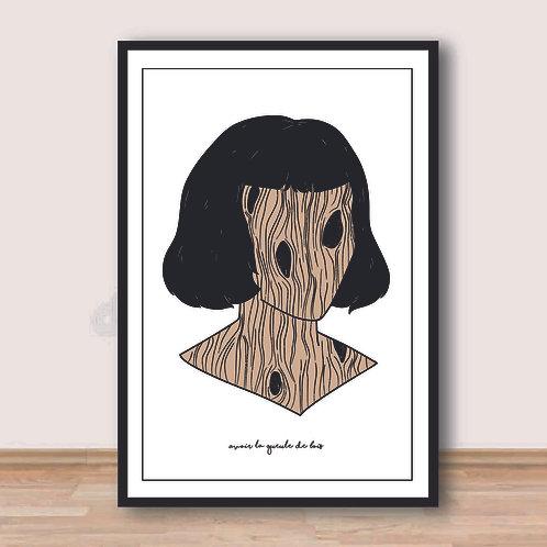 Affiche - Gueule de bois