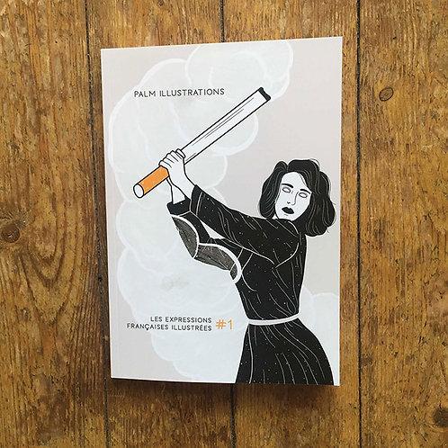Livre - 50 expressions françaises illustrées