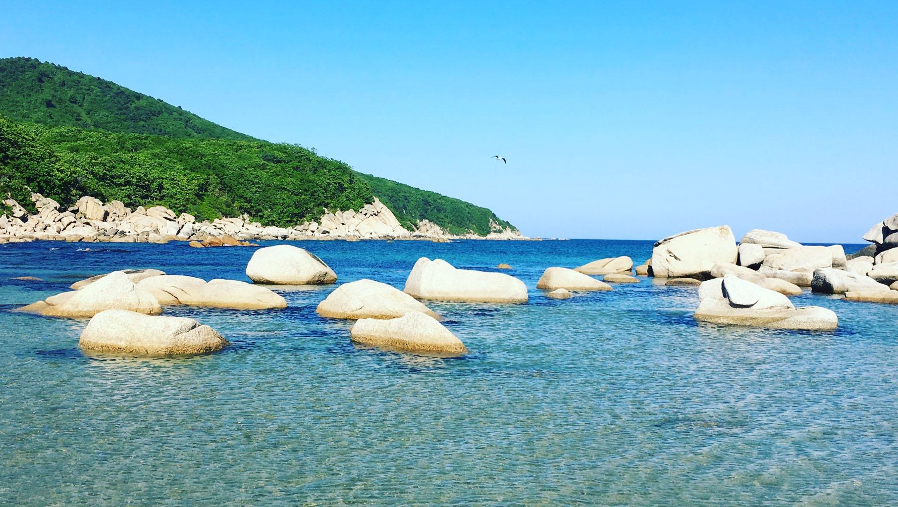 Красоты бухты Триозерье