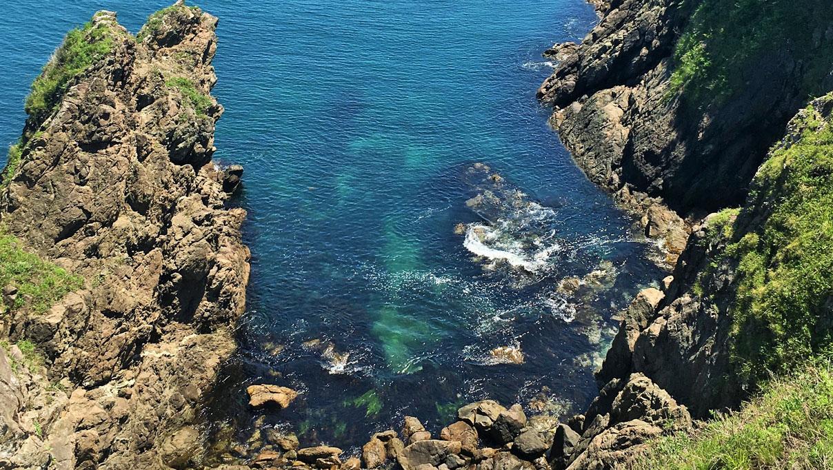Ливадийское побережье