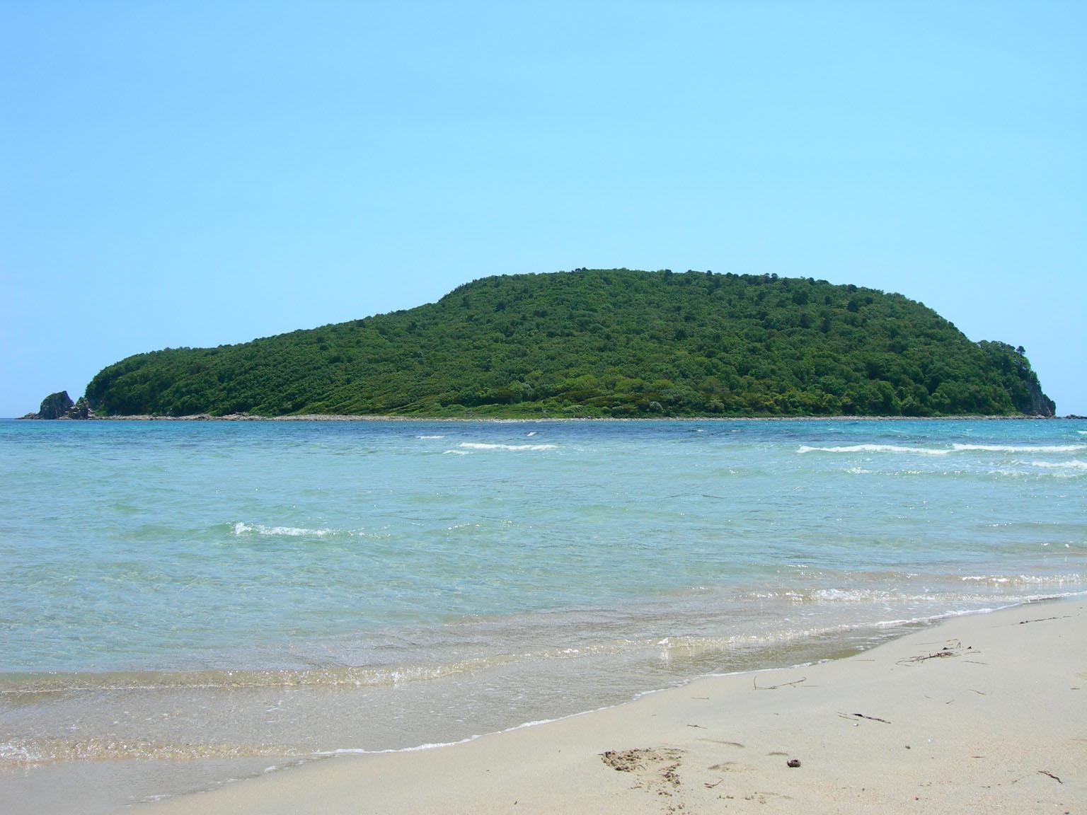 Остров-легенда