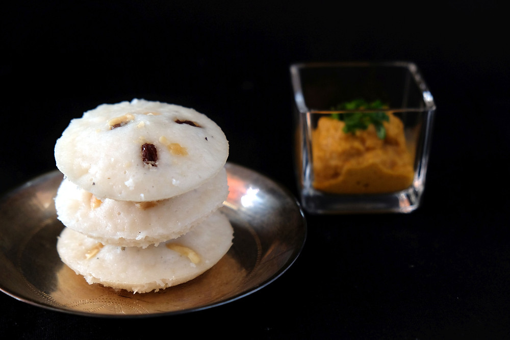 Vattayappam made in Idli Mould