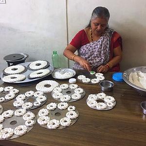 Traditional Kerala, homemade artisanal snacks