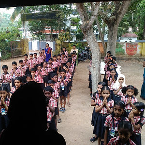 Primary School Students - Community Outreach Program