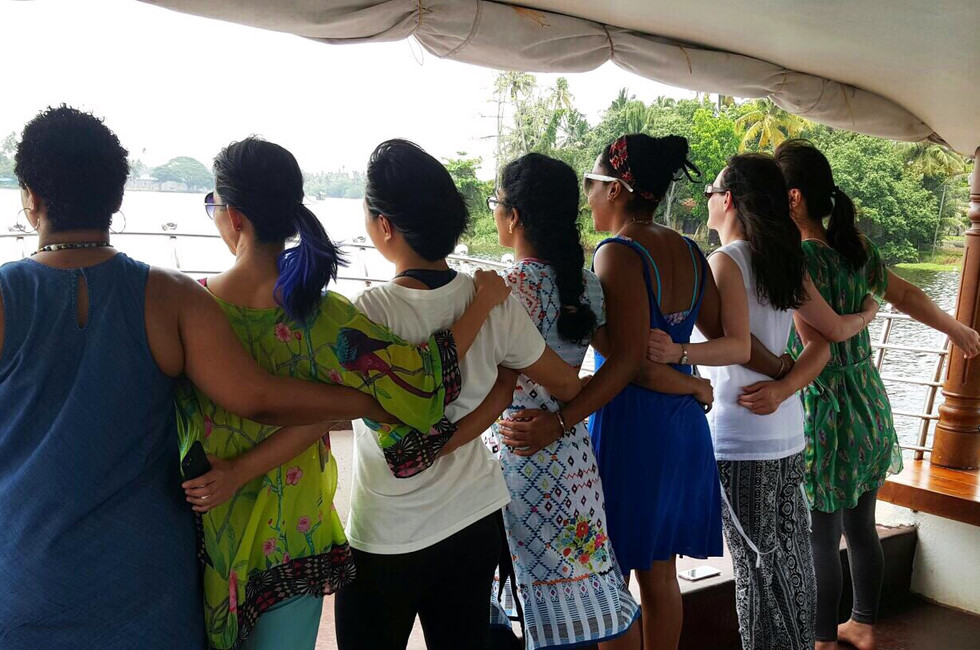 The Kerala Trippin Crew