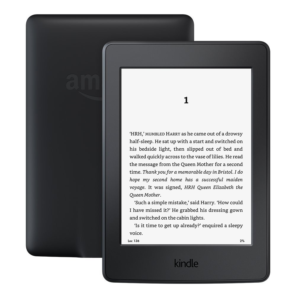 "Amazon Kindle 6"", Black"