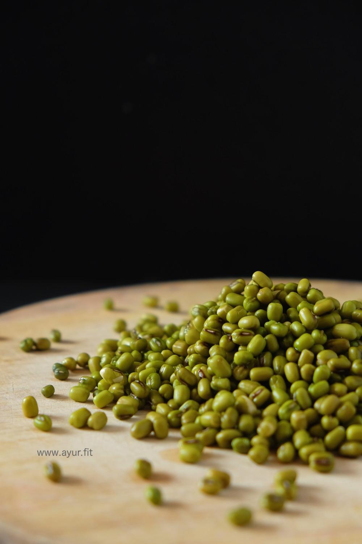 Cherupayar/ Mung beans/ Moong dal/ Green gram