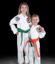McClellan's Taekwondo Academy Siblings