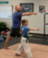 McClellan's Taekwondo Academy Family Class