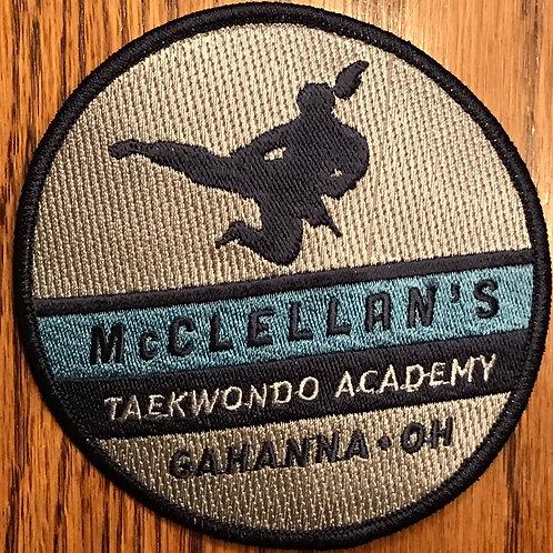 McClellan's Taekwondo Patch